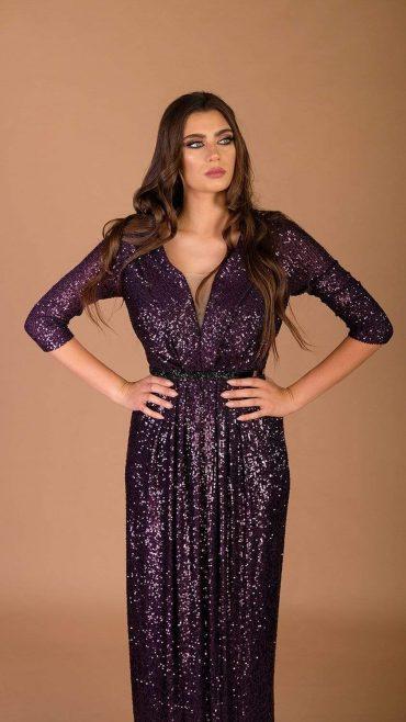 فستان ترتر 5685