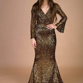 فستان ترتر 353