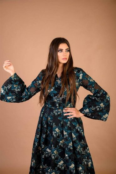 فستان اورجانزا 375