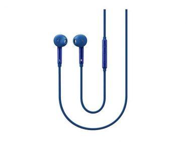 سماعات سامسونج الهجينة المتناسبة مع الأذن – أزرق