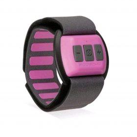 جهاز مراقبة نبضات الذراع Scosche Rhythm - Bluetooth Armband Pulse Monitor - وردي