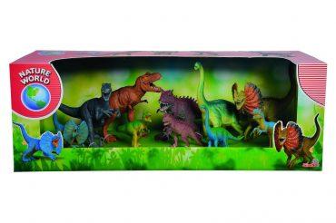 لعبة دمية Simba - Big Dino Set