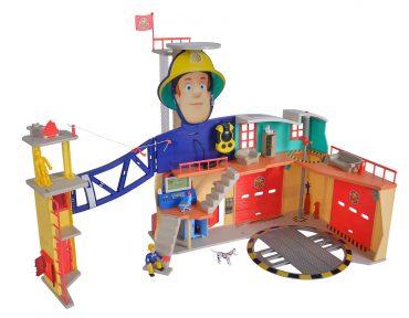 لعبة محطة إطفاء Simba - Fireman Sam Ultimate Firestation XXL