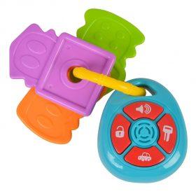 لعبة مفاتيح السيارة SIMBA - ABC CAR KEYS