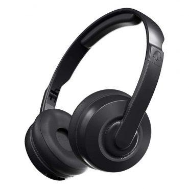 سماعة رأس Cassette Wireless On-Ear Skullcandy - أسود