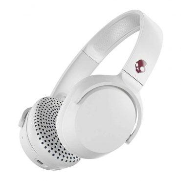 سماعة رأس Riff Wireless On-Ear Skullcandy – رمادي