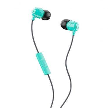سماعة رأس مع ميكروفون Jib In-Ear Headphones with Mic Skullcandy - أسود/ أزرق