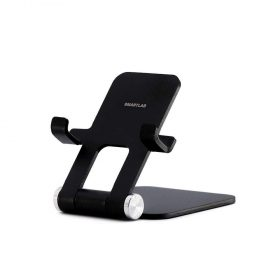 حامل هاتف محمول Foldable Mobile Phone Stand Smartlab - أسود