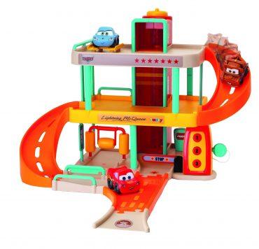 لعبة كراج السيارات Smoby - VP Cars Big Garage