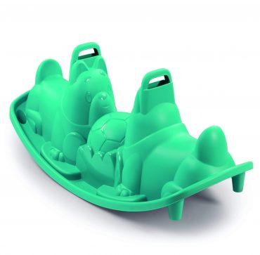 لعبة التوازن Smoby - Dogs seesaw - أزرق