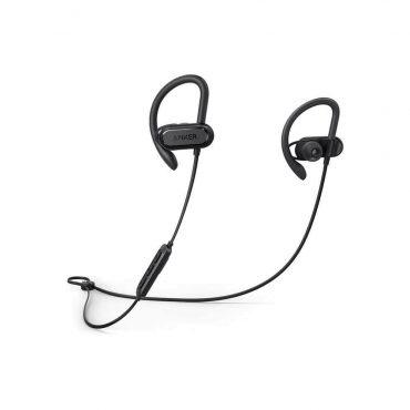 سماعات أذن لاسلكية Anker Spirit X من SoundCore - أسود