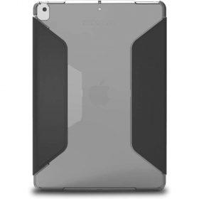 "كفر Apple iPad 10.2"" 2019/Air 3/Pro 10.5"" STM – أسود/رمادي"