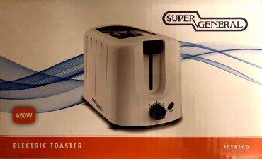 سوبر جنرال SGT820D TOASTER محمصة خبز