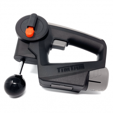 TIMTAM All New Power Massager - Deep Tissue Muscle Recovery Gun - Black