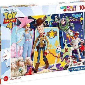 لعبة تطبيقات 104 قطعة  CLEMENTONI - Toy Story 4