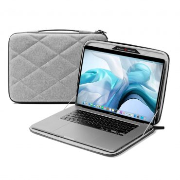 TWELVE SOUTH SuitCase for MacBook Pro/Air 13-inch - Grey