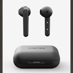 سماعات أذن لاسلكية Urbanista STOCKHOLM PLUS True Wireless Earphone  - أسود