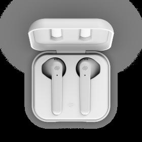 سماعات أذن لاسلكية Urbanista STOCKHOLM PLUS True Wireless Earphone  - أبيض
