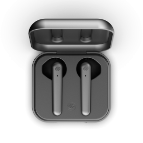 سماعات أذن لاسلكية Urbanista STOCKHOLM PLUS True Wireless Earphone  - تيتانيوم