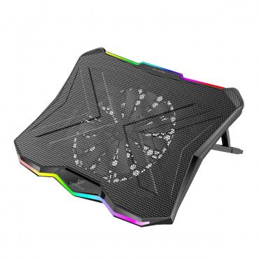 لوح التبريد RGB LAPTOP COOLING - vertux