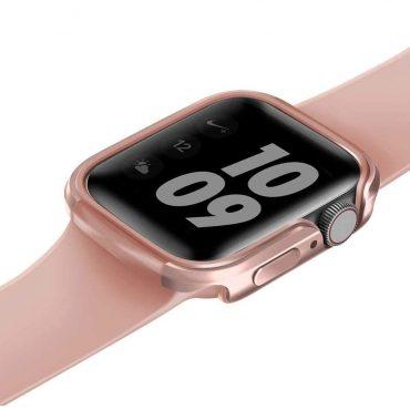 Viva Madrid Vanguard Chronos Aluminium Case For Apple Watch 44mm  - Pink_x000D_