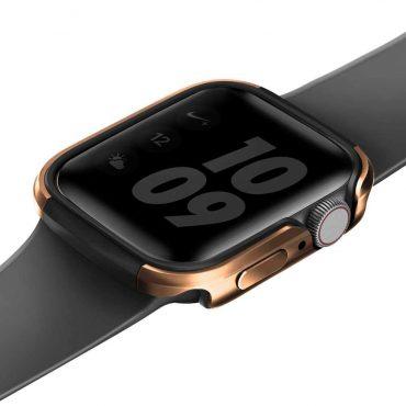 Viva Madrid Vanguard Chronos Aluminium Case For Apple Watch 44mm  - Gold_x000D_