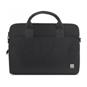 "حقيبة اللابتوب WIWU ALPHA DOUBLE LAYER LAPTOP BAG FOR 15.6"" LAPTOP - BLACK"