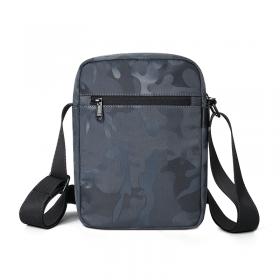حقيبة الكتف المحمولة WIWU CROSSBODY BAG CAMOUFLAGE PATTERN (240*180*60MM) - GRAY