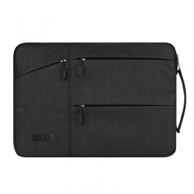 """حقيبة لابتوب WIWU POCKET SLEEVE FOR 15.6"""" LAPTOP/ULTRABOOK- BLACK"""