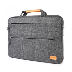 "حقيبة اللابتوب WIWU SMART STAND SLEEVE FOR 13.3"" AIR MACBOOKS/LAPTOP BAG - GRAY"