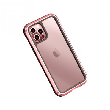 كفر أيفون WIWU DEFENSE ARMOR PHONE CASE MILITARY LEVEL SHOCKPROOF FOR IPHONE 11 PRO -RED