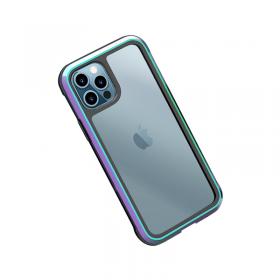 """كفر أيفون WIWU DEFENSE ARMOR PHONE CASE MILITARY LEVEL SHOCKPROOF FOR IPHONE 12 (5.4"""") - COLORFUL"""