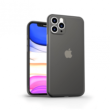 أيفون 11 برو ماكس WIWU SKIN NANO MOBILE CASE FOR IPHONE 11 PRO MAX - BLACK THROUGH