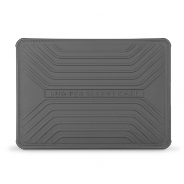 "حقيبة حافظة WIWU VOYAGE BUMPER SLEEVE CASE FOR MACBOOK PRO 2013 & MACBOOK AIR RETINA 13.3"" - GRAY"