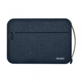 """حقيبة اليد الخفيفة WIWU COZY STORAGE BAG 8.2"""" - BLUE"""