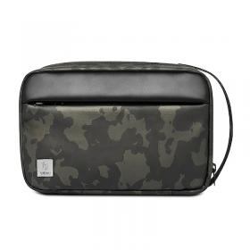 حقيبة الجوازات WIWU JUNGLE POUCH PASSPORT BAG CAMOUFLAGE - GREEN