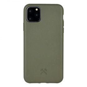كفر Bio Case for iPhone 11 Pro WOODCESSORIES - أخضر