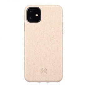 كفر Bio Case for iPhone 11 WOODCESSORIES - أبيض
