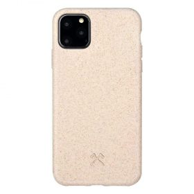 كفر Bio Case for iPhone 11 Pro Max  WOODCESSORIES - أبيض