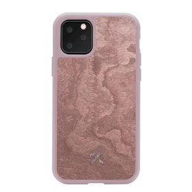 كفر Bumper Case for iPhone 11 Pro WOODCESSORIES - أحمر