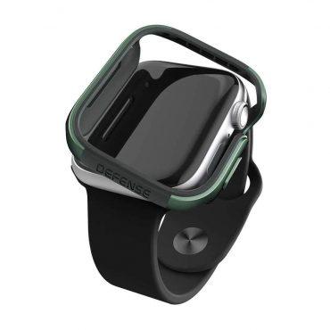كفر ساعة آبل 40 ملم من X-Doria - أخضر غامق