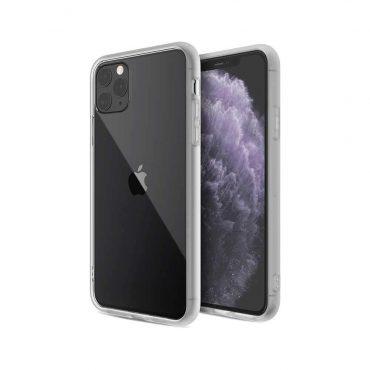 كفر X-Doria - Glass Plus Back Case for iPhone 11 Pro Max - شفاف