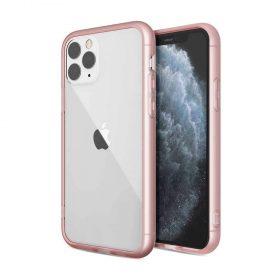 كفر X-Doria - Glass Plus iPhone 11 Pro - شفاف / زهري