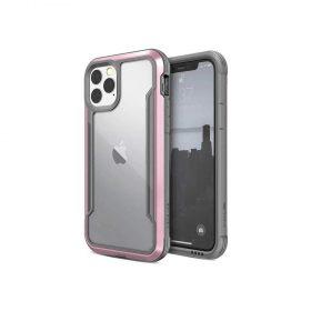 كفر X-Doria - Defense Shield iPhone 11 Pro - شفاف / ذهبي