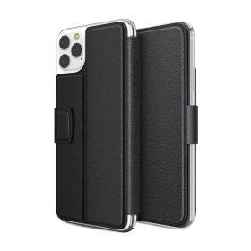 كفر X-Doria - Folio Air Apple iPhone 11 Pro Max - أسود