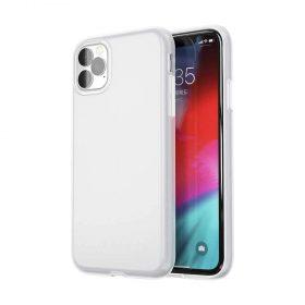 كفر X-Doria - Air skin Apple iPhone 11 Pro Max - أبيض