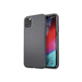 كفر X-Doria - Air skin Apple iPhone 11 Pro Max - رمادي