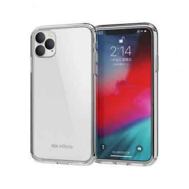 كفر for iPhone 11 Pro Max X-Doria Clearvue Back Case - شفاف