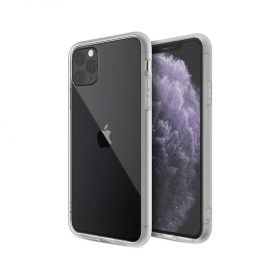 كفر iPhone 11 Pro Max X-Doria Glass Plus Back Case - شفاف