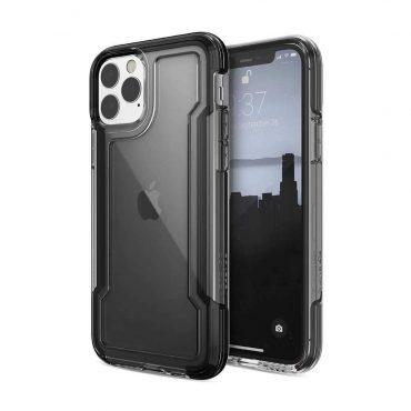 كفر iPhone 11 Pro X-Doria Defense Clear - أسود